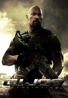Dwayne Johnson GI Joe 2 poster